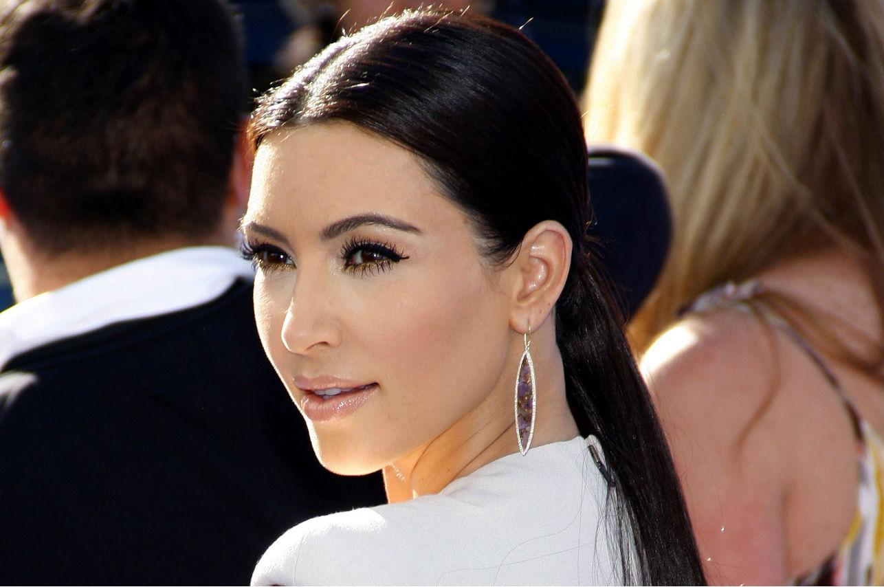 La fórmula de Kim Kardashian para bajar 27 kilos de su último embarazo