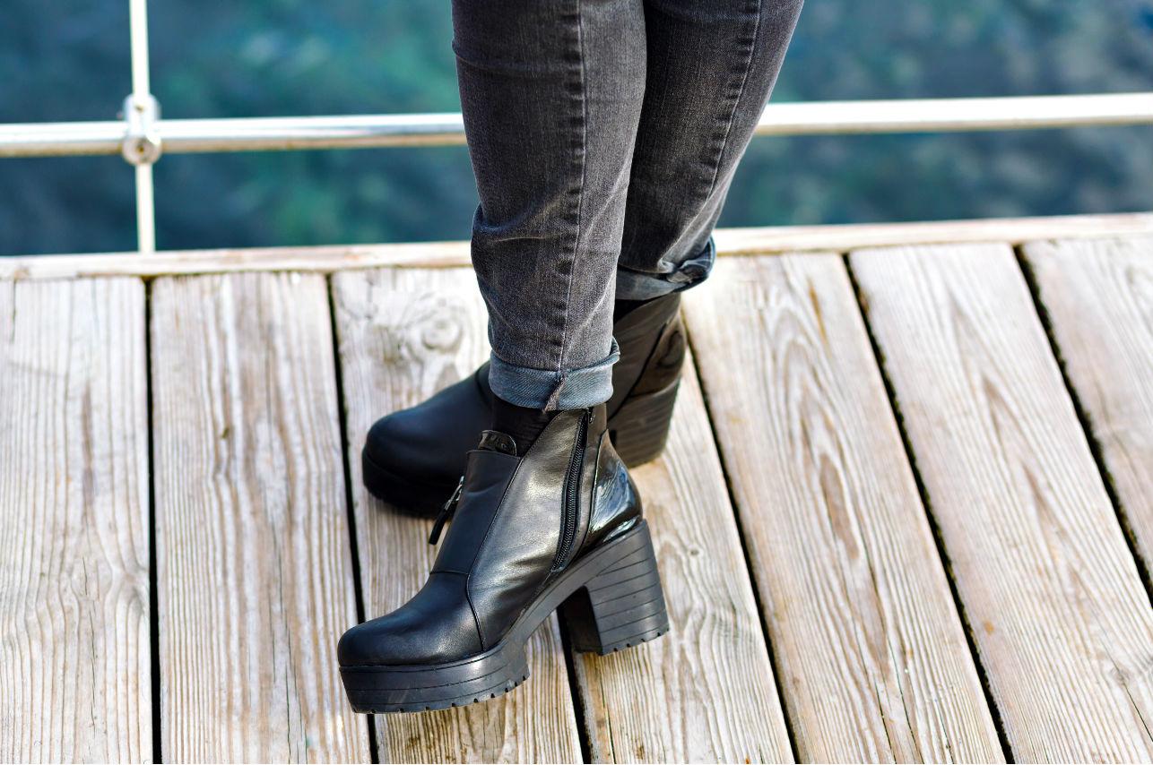 10 tips para usar botines durante este otoño… ¡Inspírate!