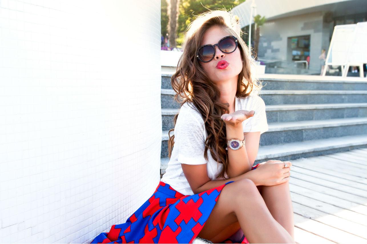 Un lipstick rojo es todo lo que necesitas para mejorar tu autoestima y la ciencia lo confirma