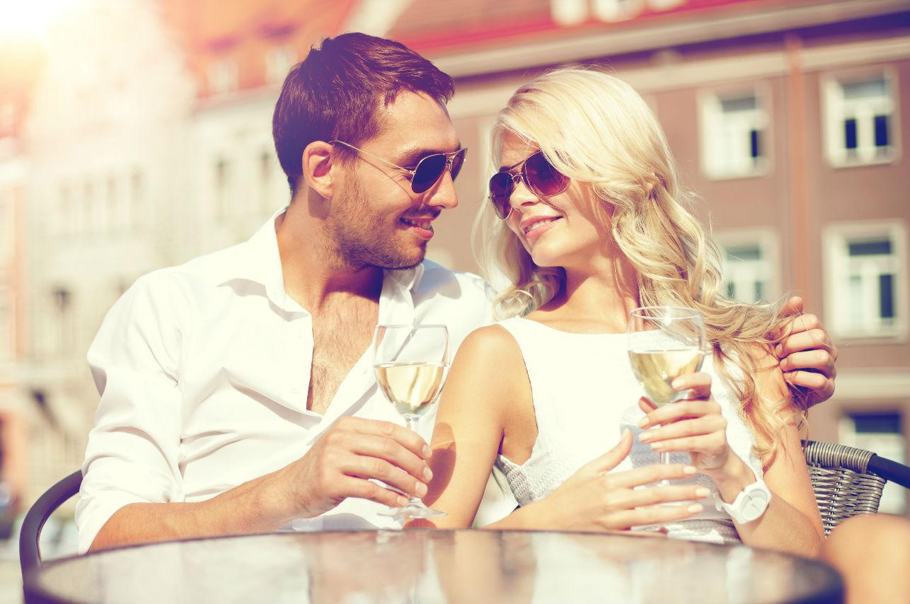 Insistimos, las parejas que beben juntas, permanecen juntas