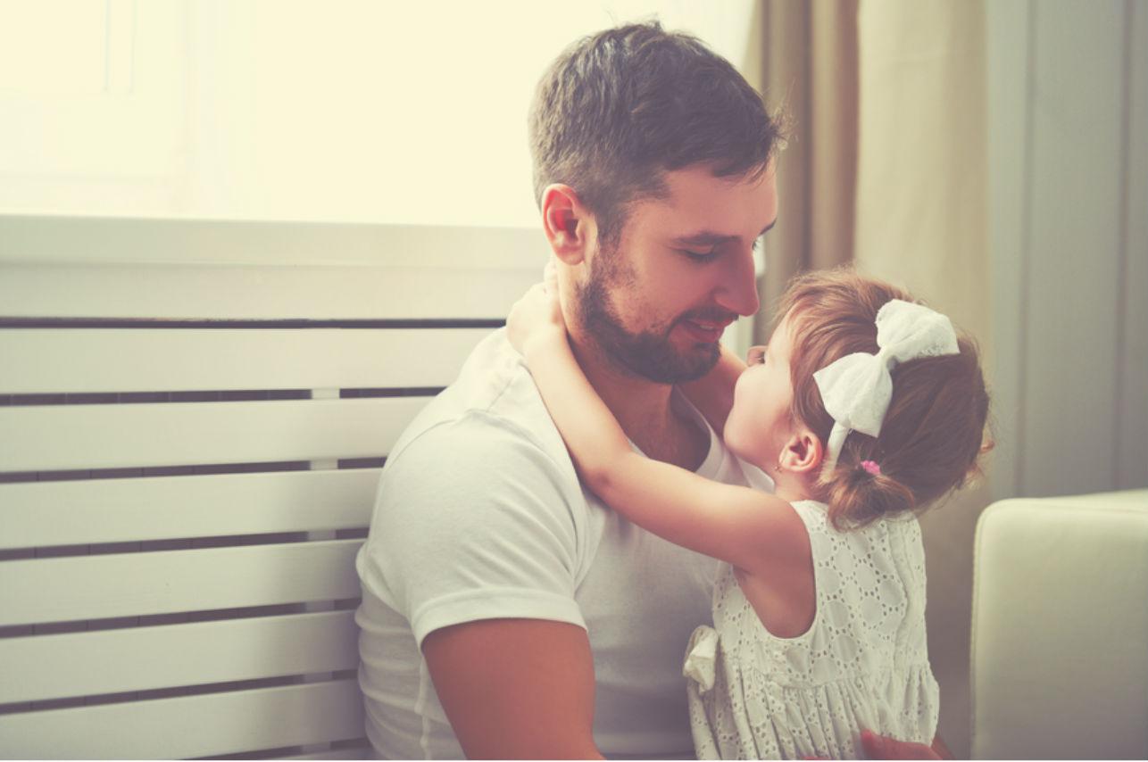 ¡Me tocó el mejor papá del mundo! Imperfecto, pero el mejor