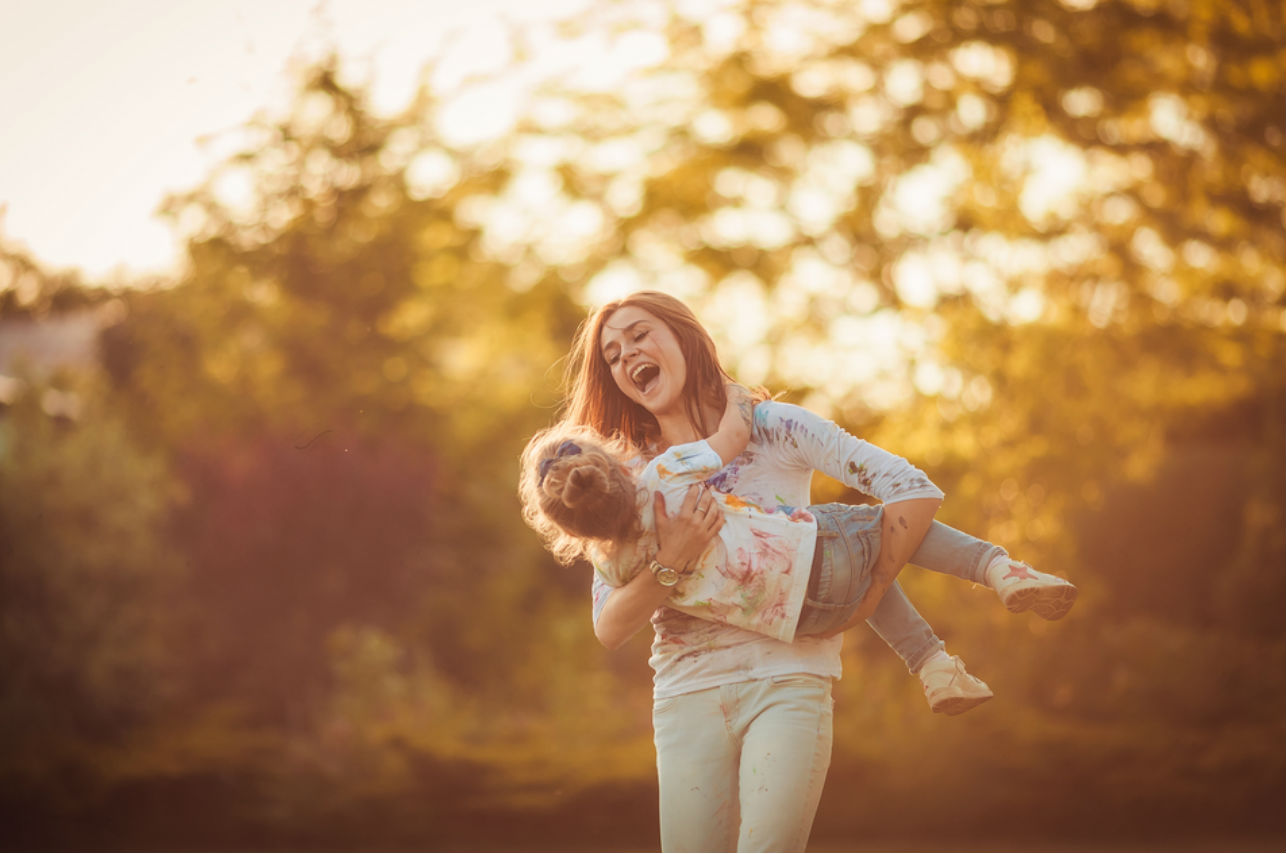 Si tienes una mamá muy estricta tienes más posibilidades de ser exitosa en la vida