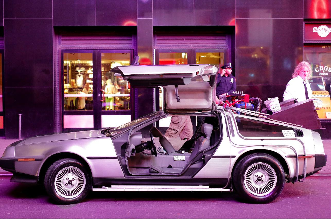 """En """"Volver al futuro"""" Trump ya era presidente y hasta Marty McFly estaba sorprendido"""