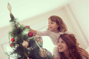 arbol pino navidad música navideña antes de Navidad