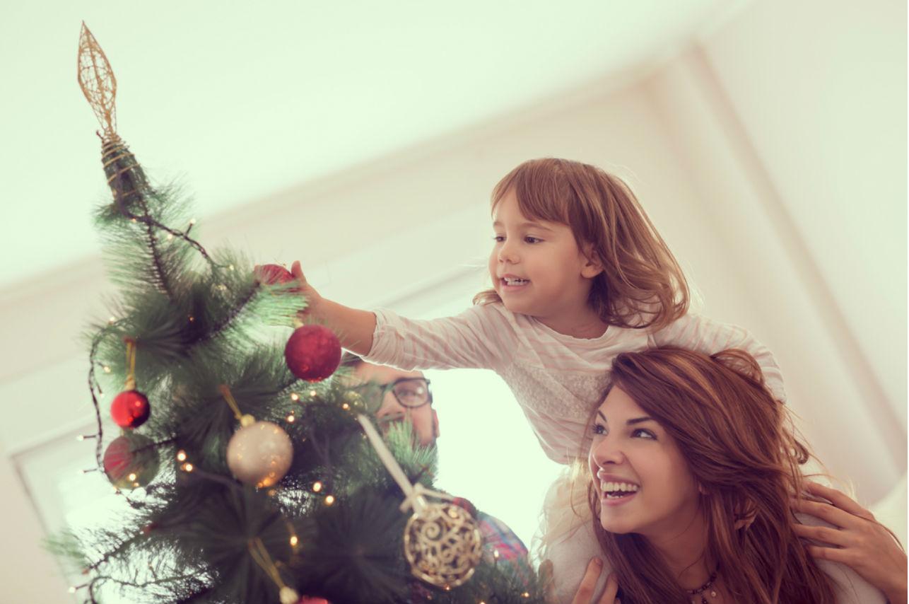 ¡Comprobado! Las personas que adornan antes de Navidad son más felices