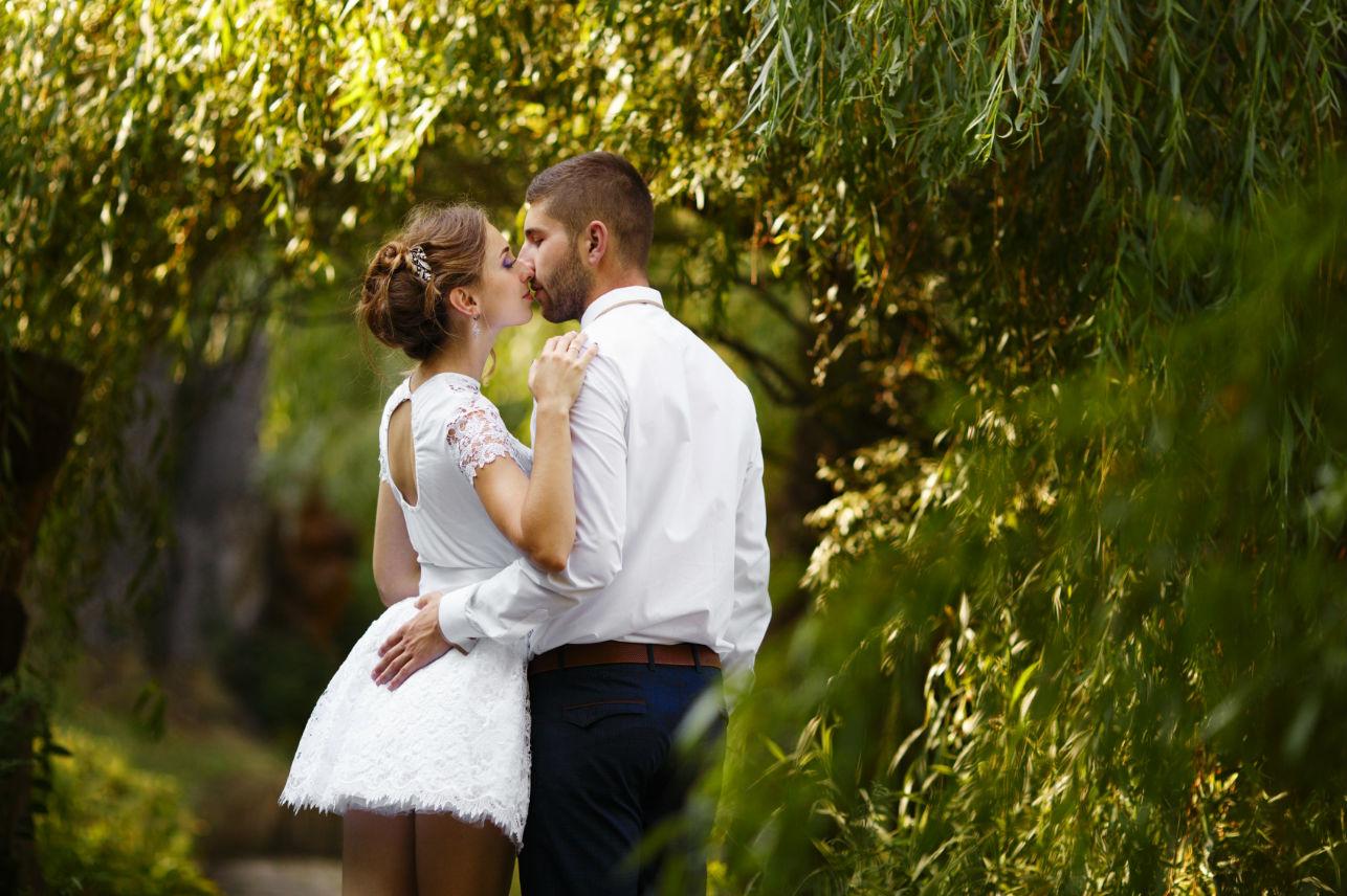 Esta es foto de bodas más escandalosa que jamás hayas visto
