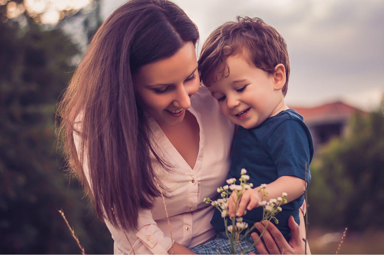 10 mandamientos para educar hijos felices y sanos