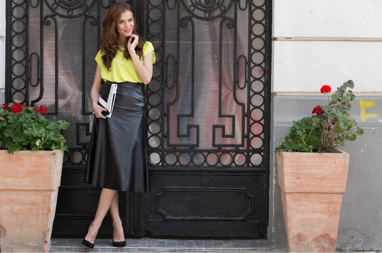 Hay una falda ideal para cada tipo de cuerpo ¡descubre la tuya!
