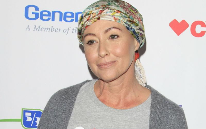Shannen Doherty nos muestra el lado más vulnerable y valiente del cáncer
