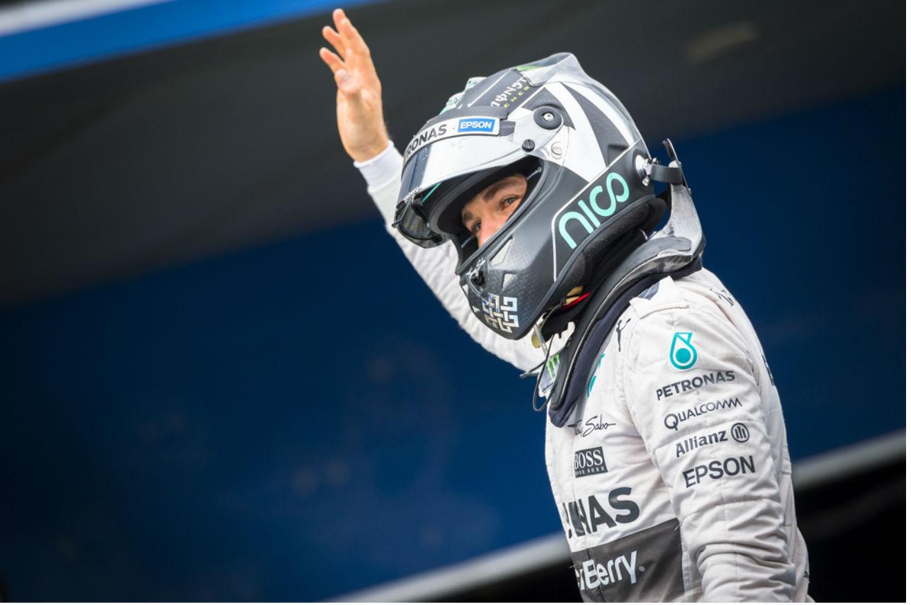 El campeón de la Fórmula 1 se retira para estar con su familia