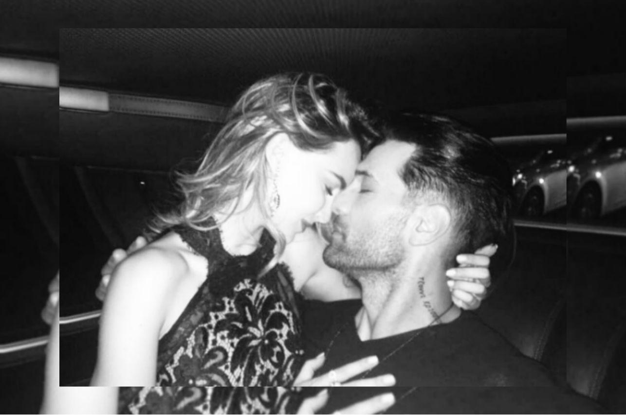 Belinda y Criss Angel empezaron el año muy románticos