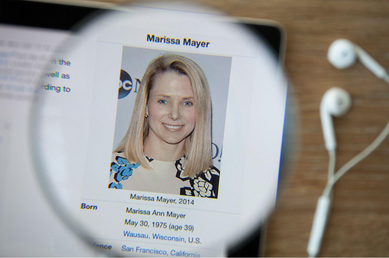 ¡Adiós Marissa Mayer! La primera mujer CEO de Yahoo! dejará su puesto