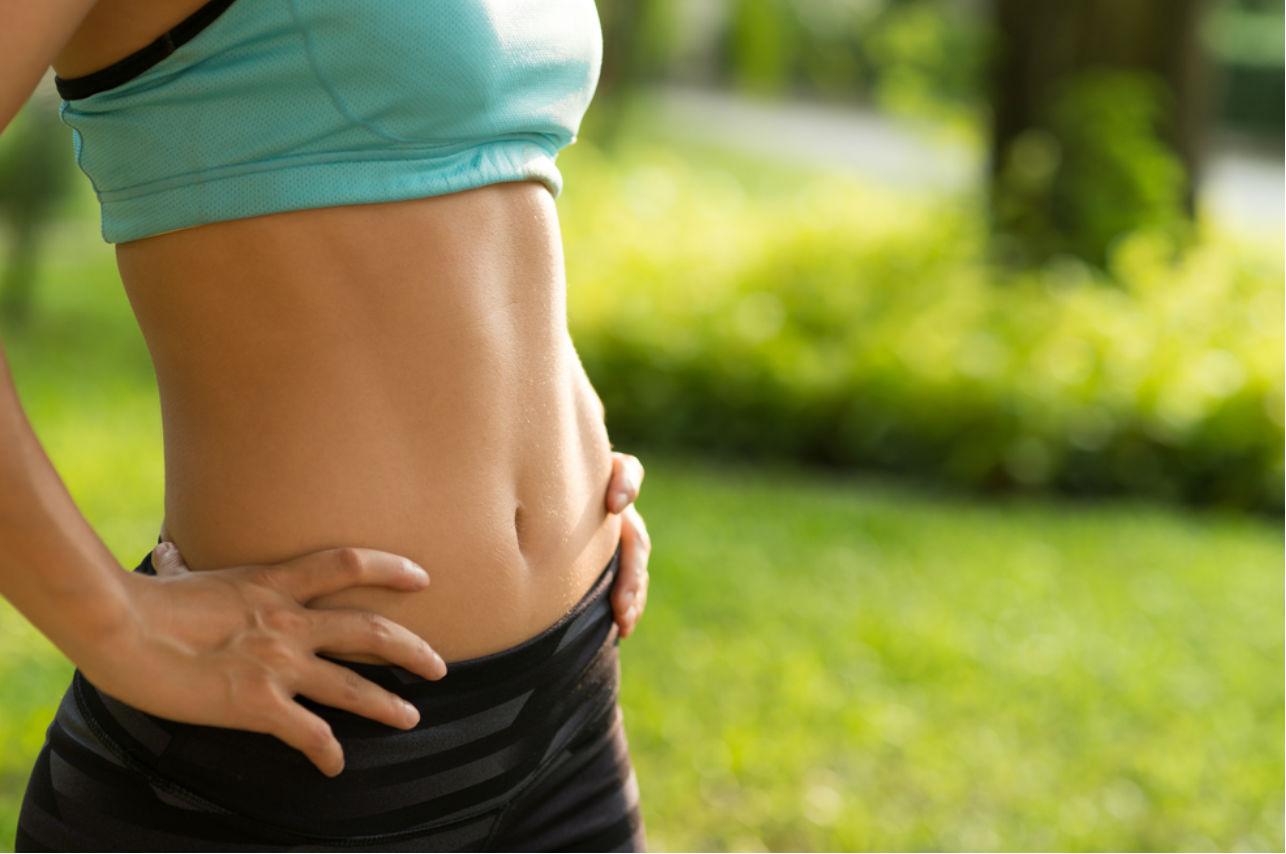 Esto es lo que necesitas para endurecer tu abdomen en 4 minutos