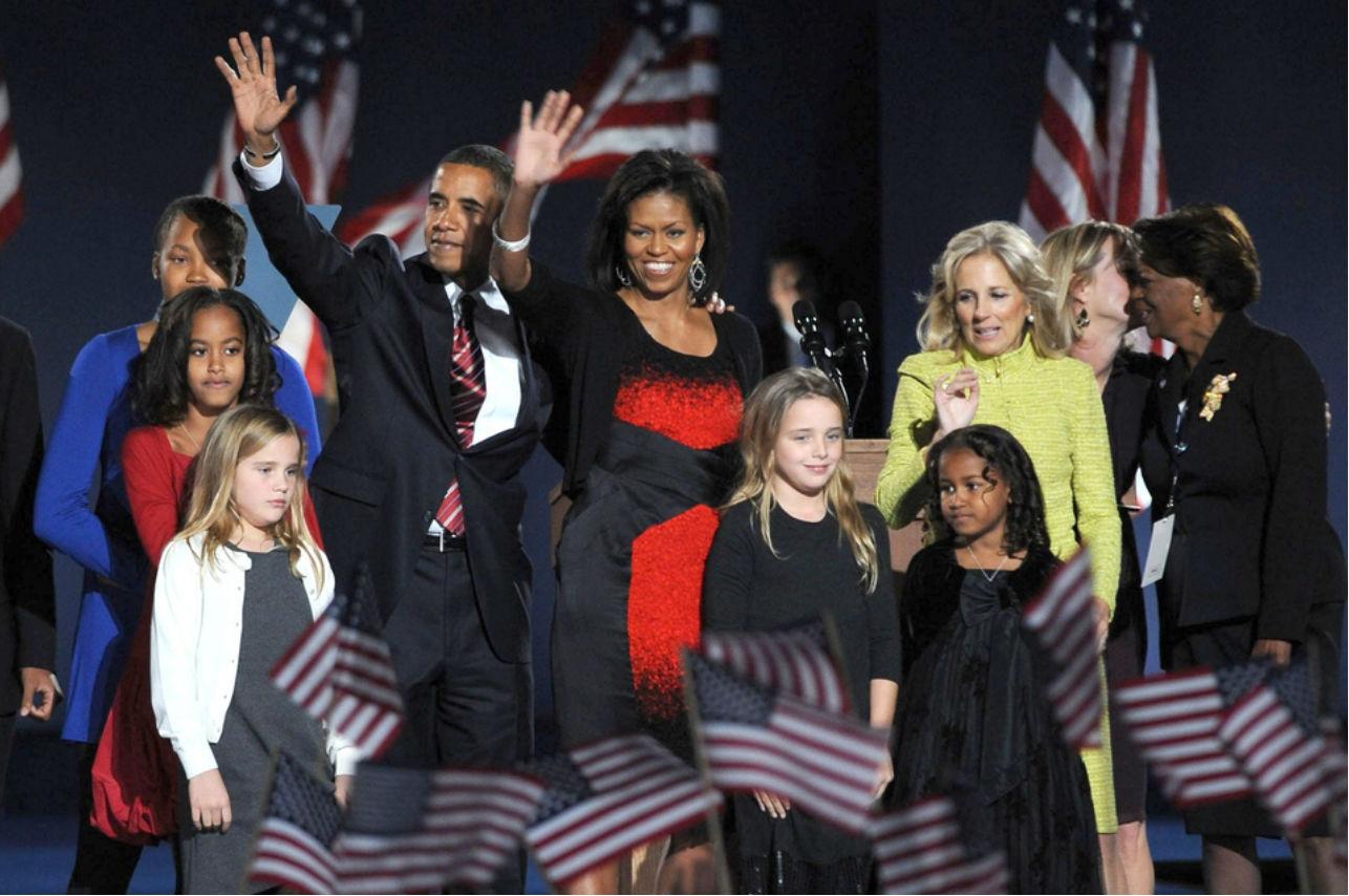 Cosas que no sabías de la familia Obama