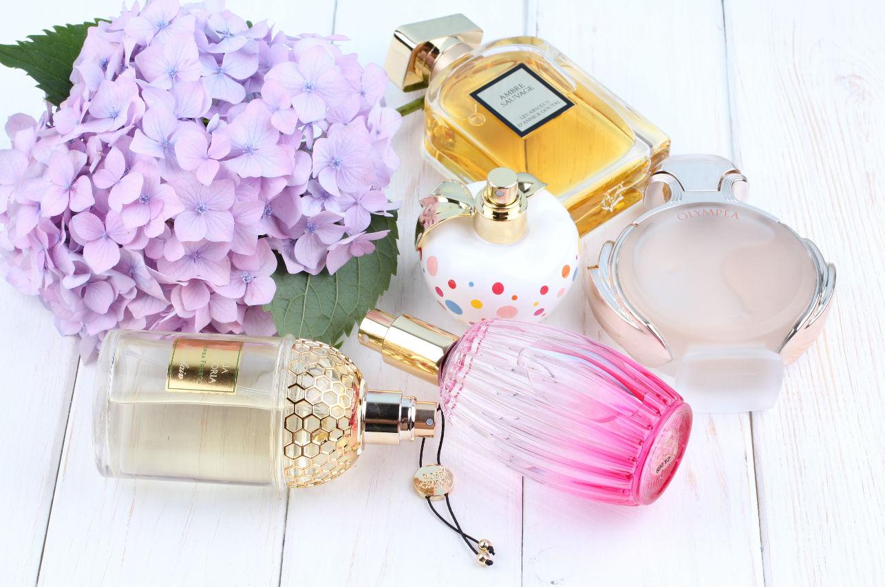 Los 5 perfumes ideales para usar en la oficina
