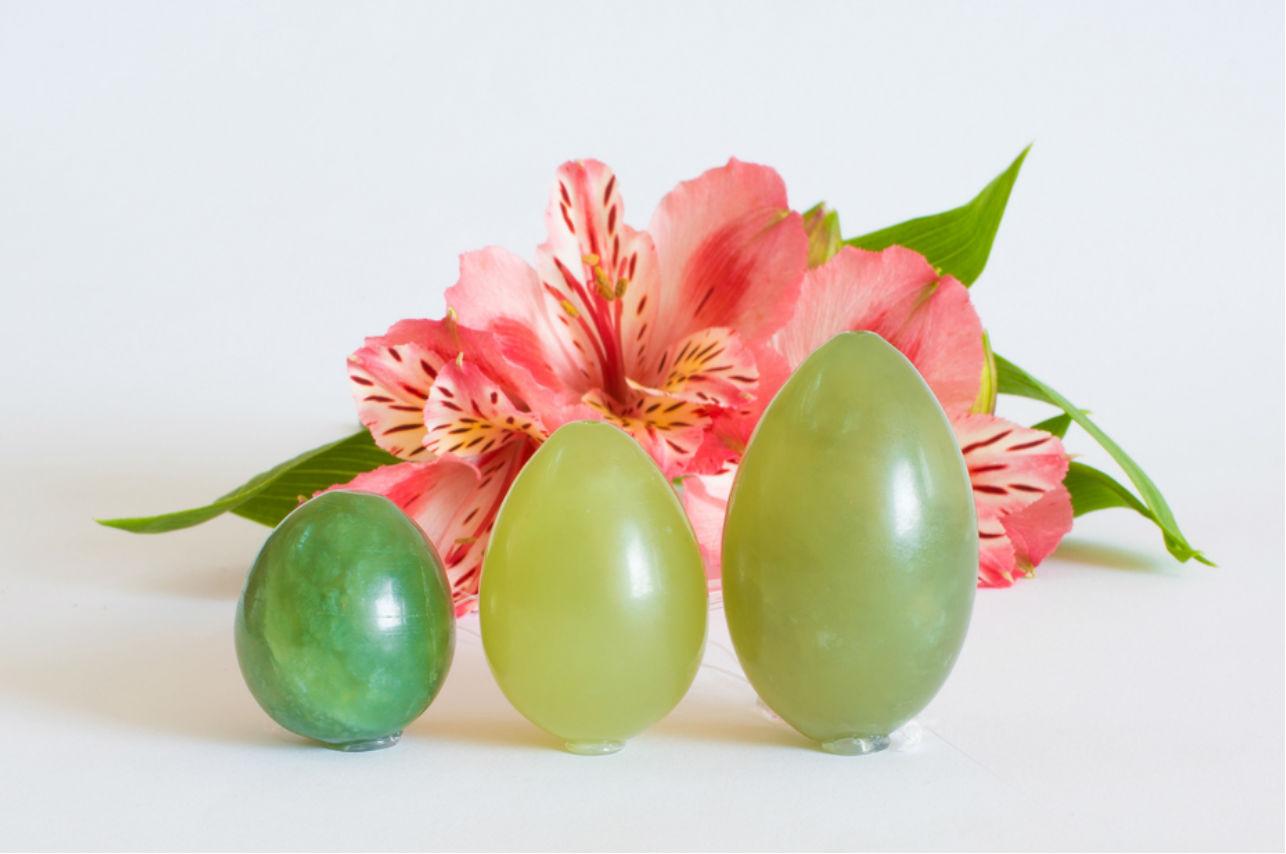 Huevos de jade, una nueva manera de mejorar tu sexualidad