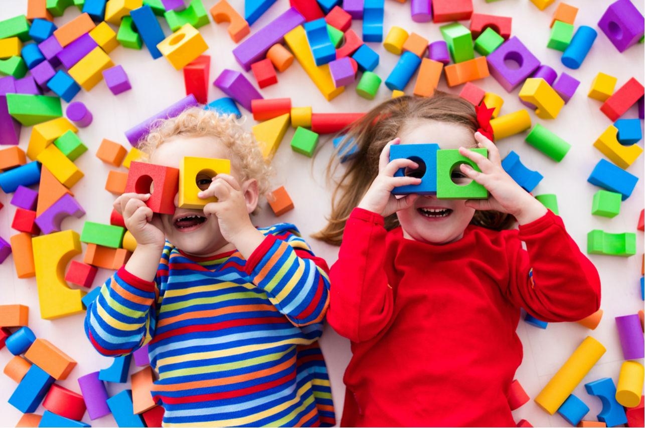 Lava los juguetes de tus hijos para que no sean focos de infección