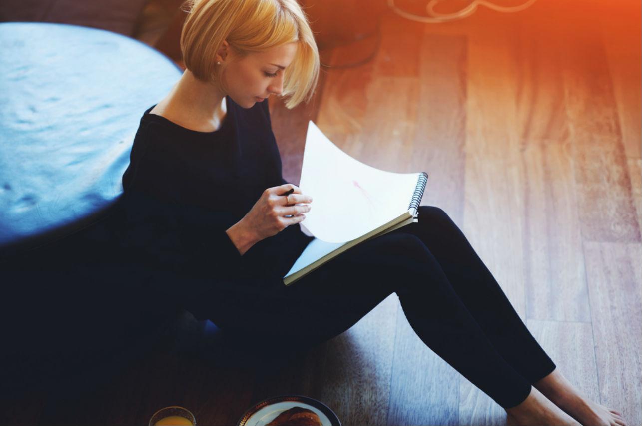 Escribir un diario, una manera de ser mejor por ti y para ti