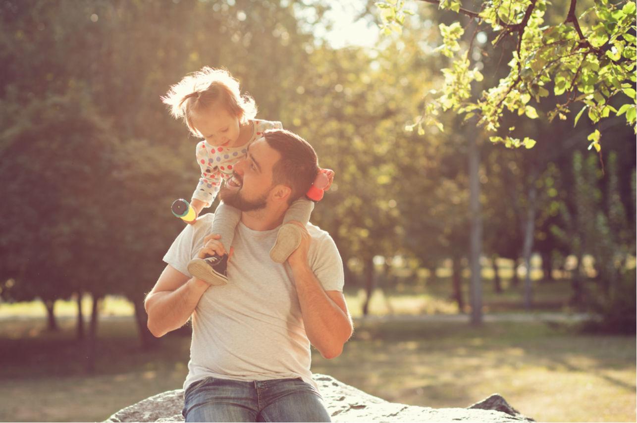 Actitudes de tu pareja que dicen que será un buen padre