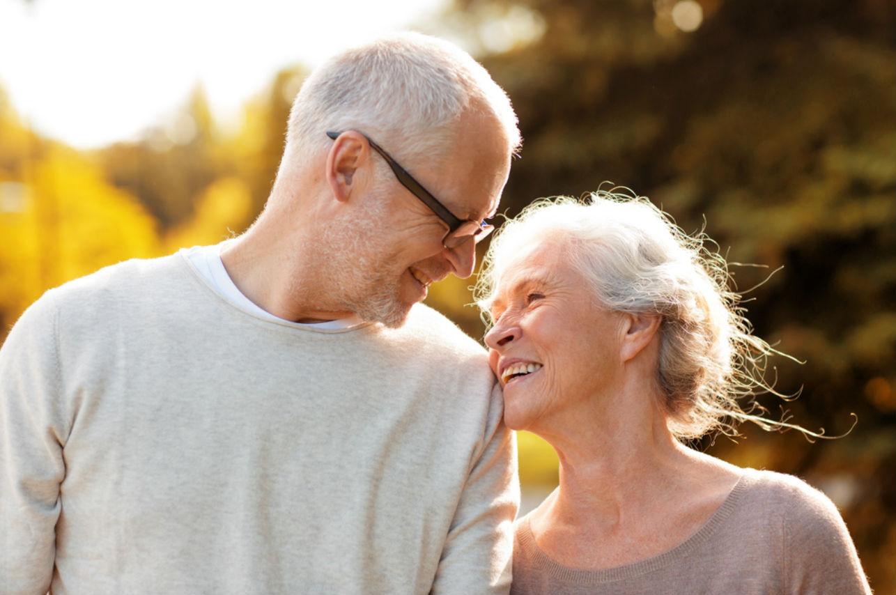 Esta abuelita de 87 años encontró al amor de su vida en una aplicación de citas