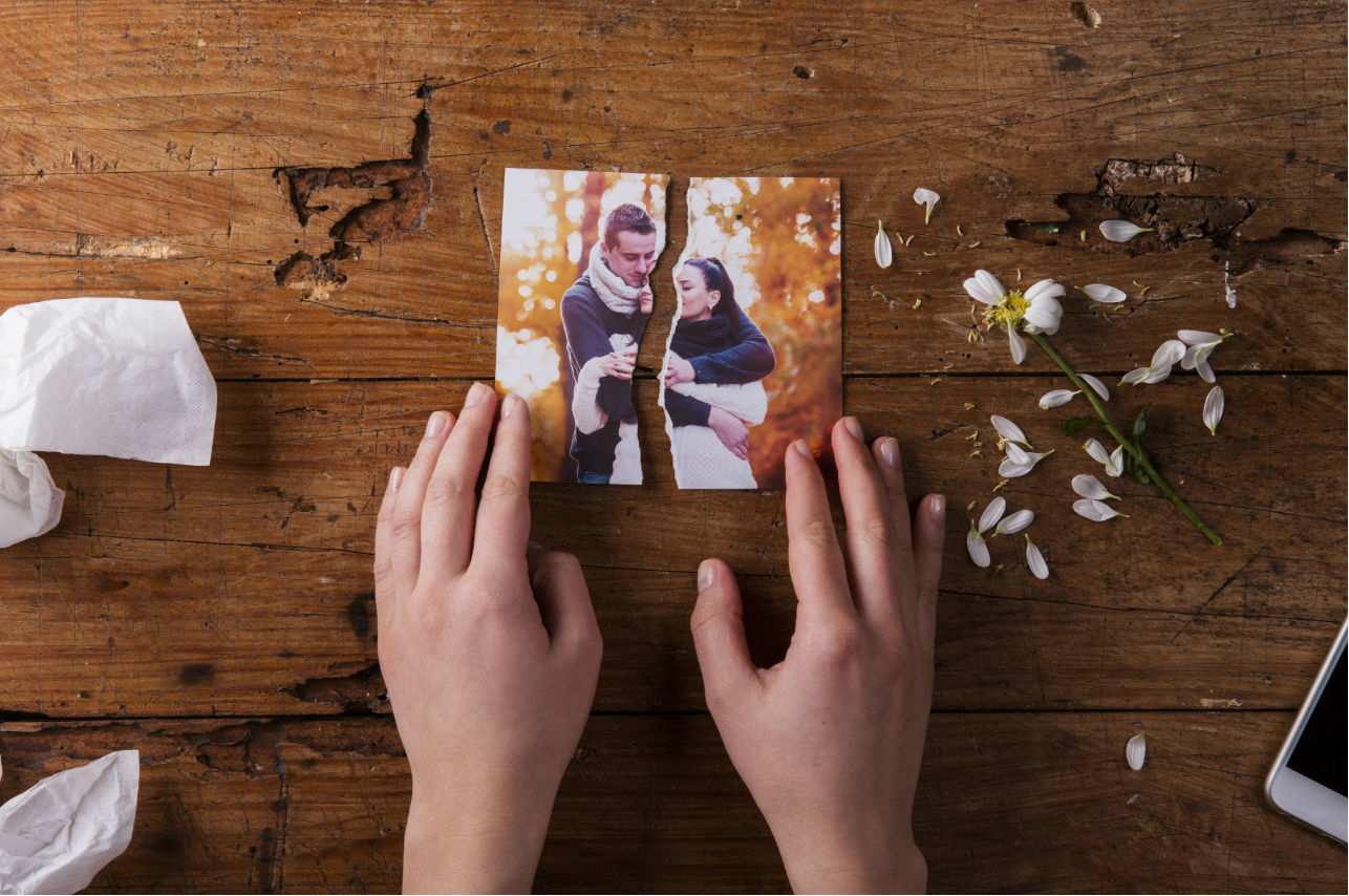 5 señales de que no regresarás con tu ex