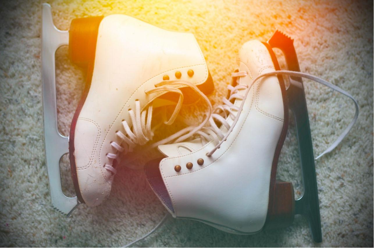 La rutina sexy de los patinadores olímpicos que tuvo que ser censurada