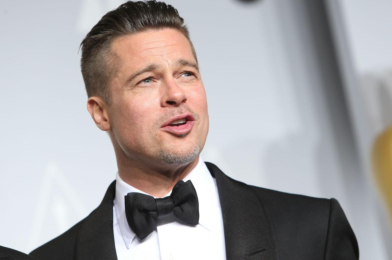 Brad Pitt le ofreció 120 mil dólares por una cita (¡no lo creemos!)