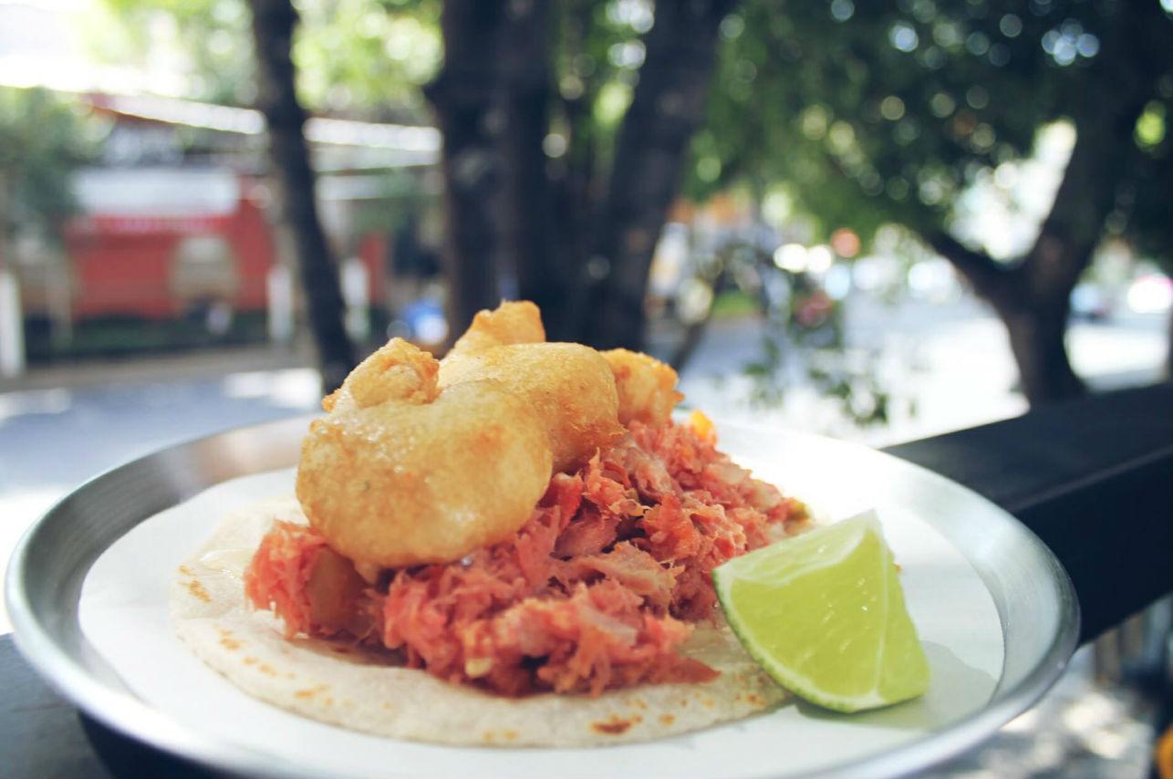 El Chiltepín, el lugar para comerte unos buenos tacos de mar