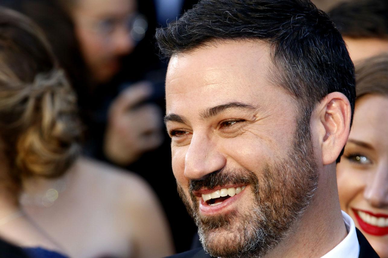 Estas son las mejores frases de Jimmy Kimmel en los Oscar