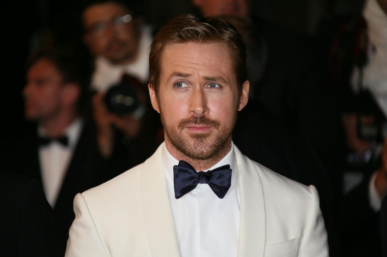 Conoce a la misteriosa acompañante de Ryan Gosling a los Óscar