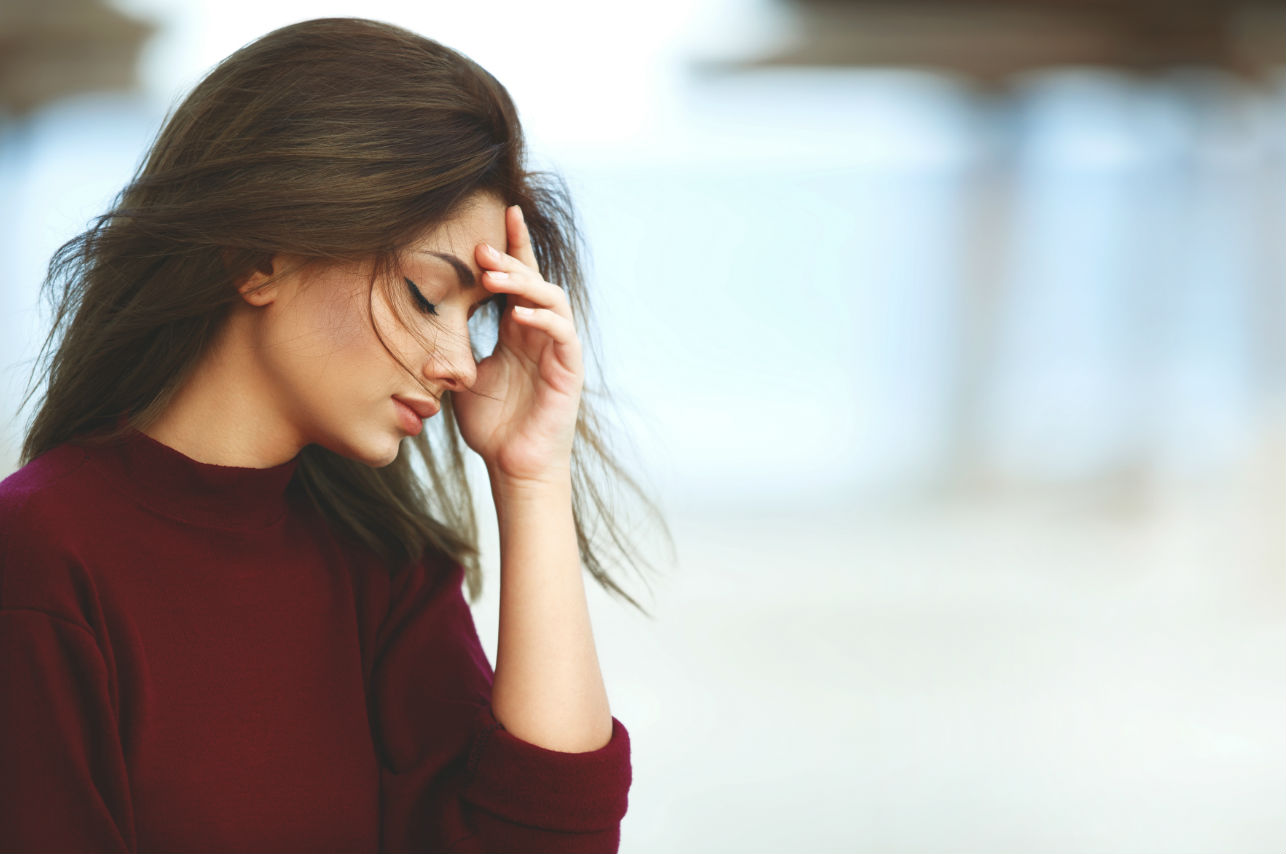 6 maneras en las que tu cuerpo te avisa que estás estresada