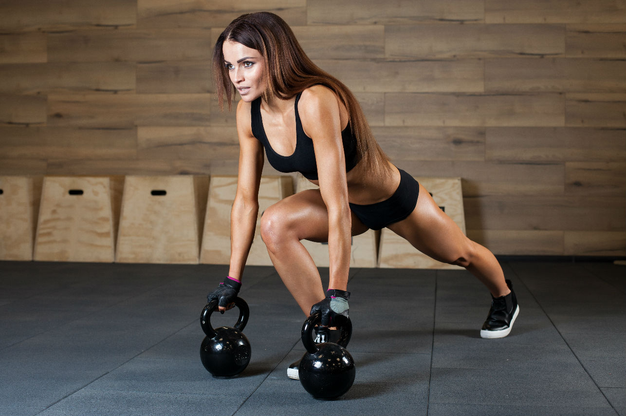 5 razones para incluir las pesas en tu rutina de ejercicios