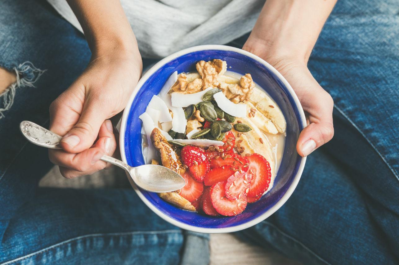 ¿Cuáles son las claves de una buena alimentación?