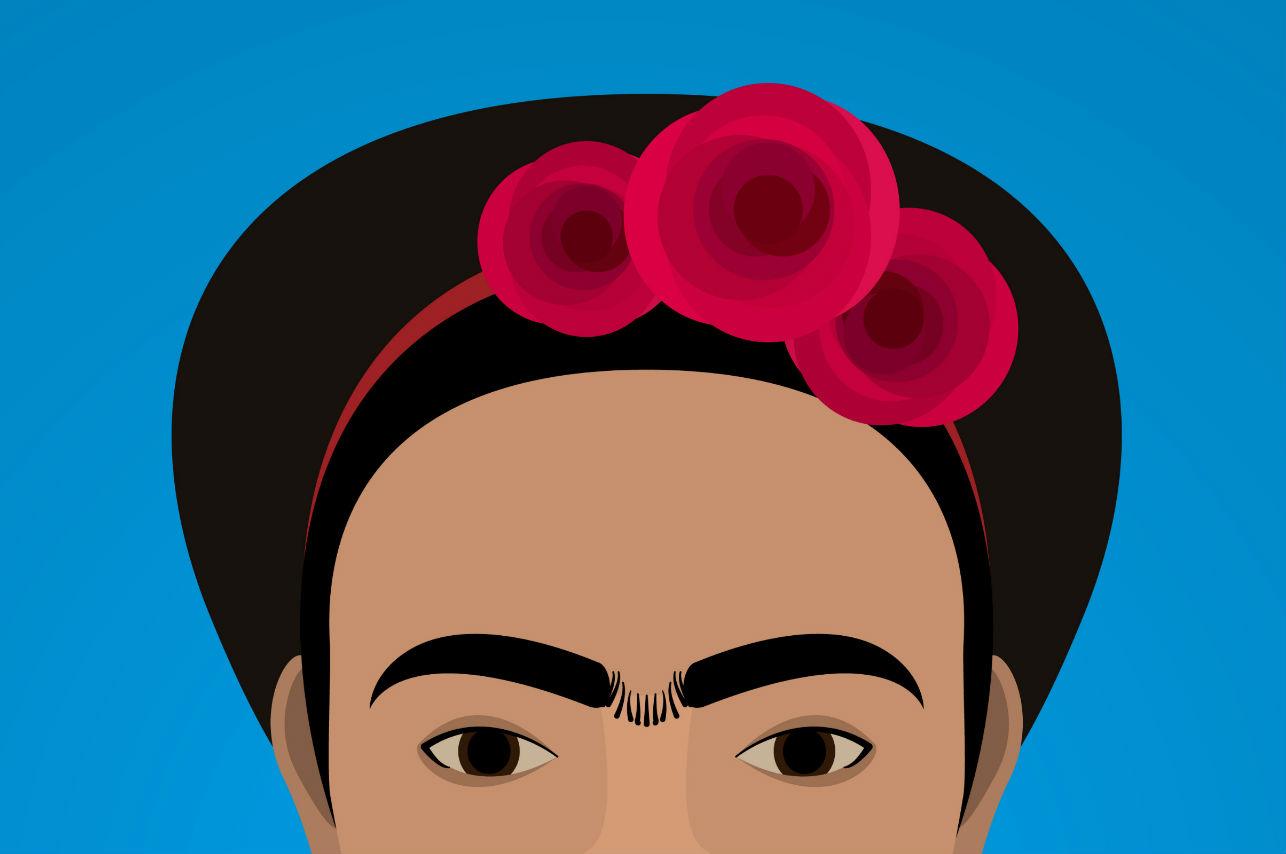 Lecciones de amor a través de las palabras de Frida Kahlo