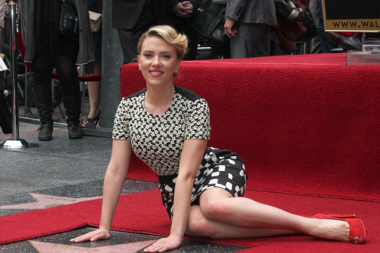 Este es el secreto de Scarlett Johansson para tener su cuerpazo