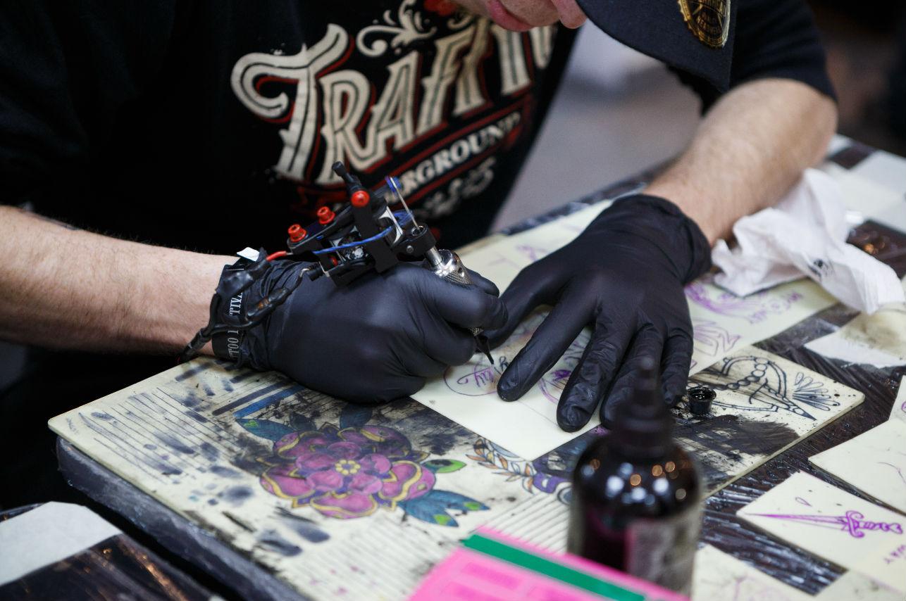 "7 tatuajes ""bordados"" que querrás hacerte… ¡Te encantarán!"