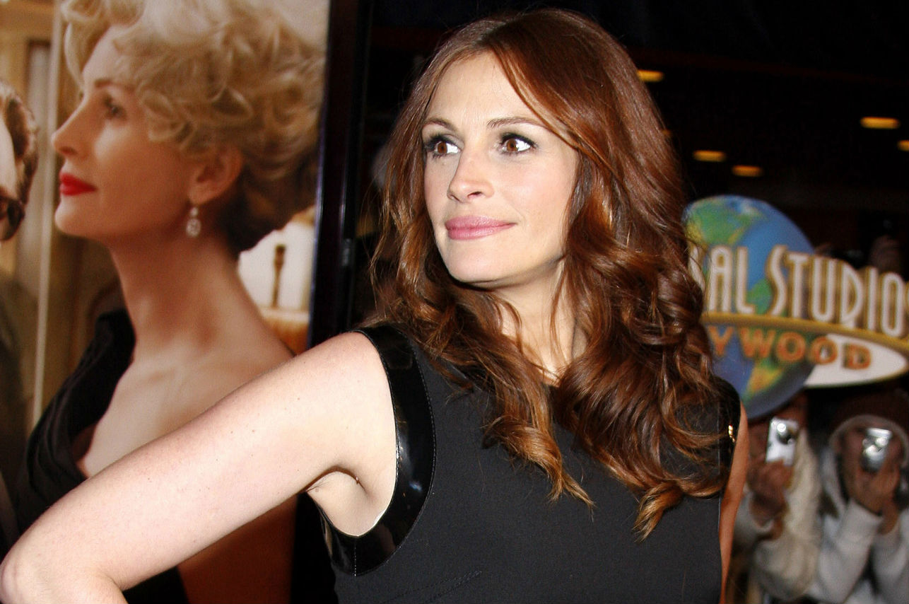 """¿Te atreverías a usar el vestido de Julia Roberts en """"Pretty Woman""""?"""