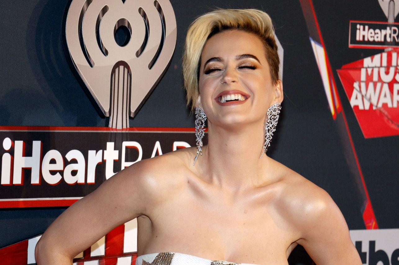 Katy Perry te invita a creer en tu poder interior con su nueva canción