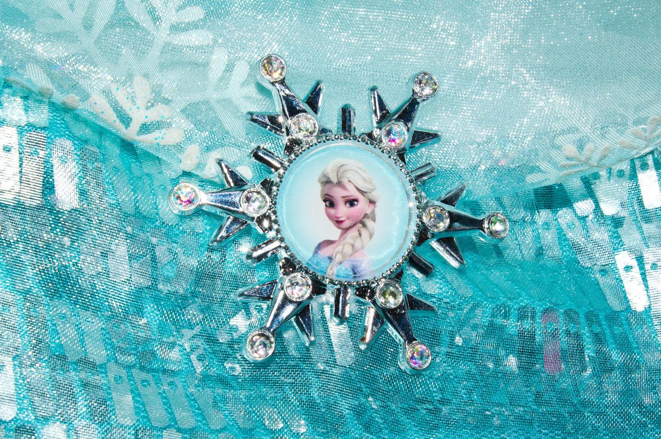 Aprende a peinar a tu hija como Elsa de 'Frozen'
