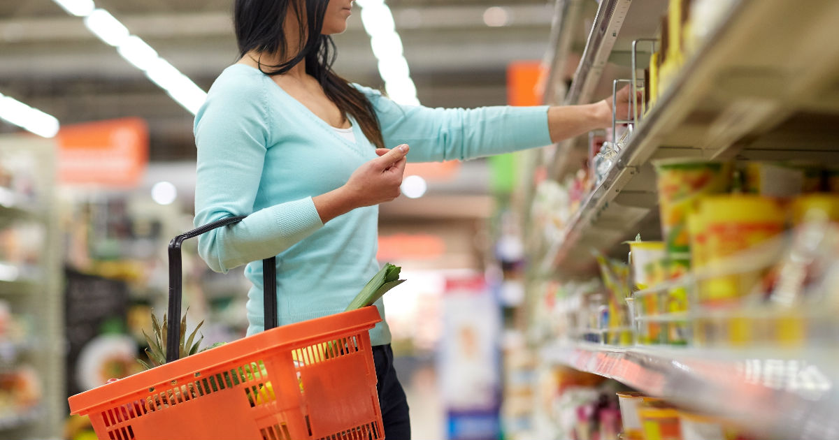 5 alimentos que jamás deberías comprar en el supermercado