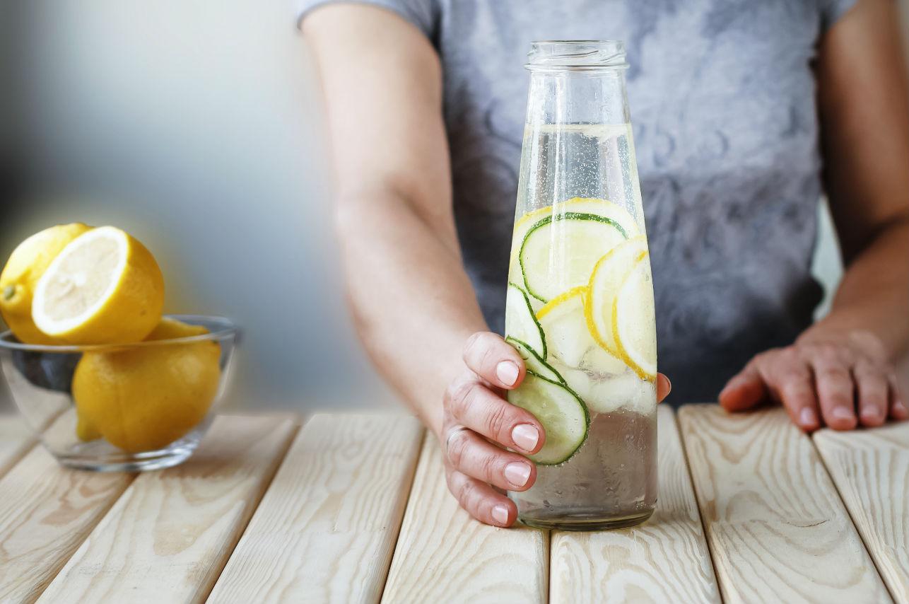 Estas son las mejores bebidas para desintoxicar tu organismo