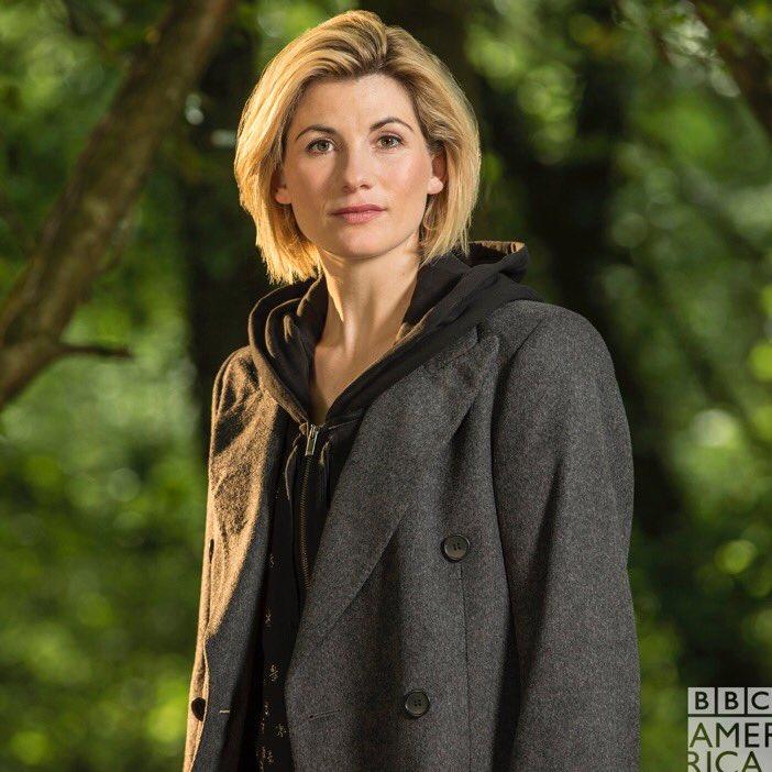 ¡Por fin, una mujer será la nueva Dr. Who!