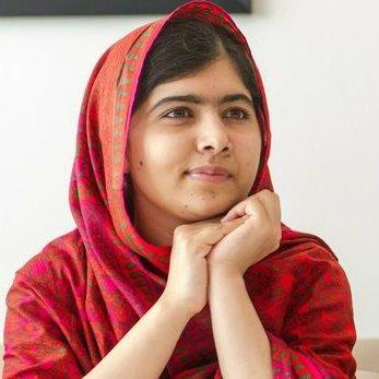 ¿Ya sigues a Malala Yousafzai en Twitter?