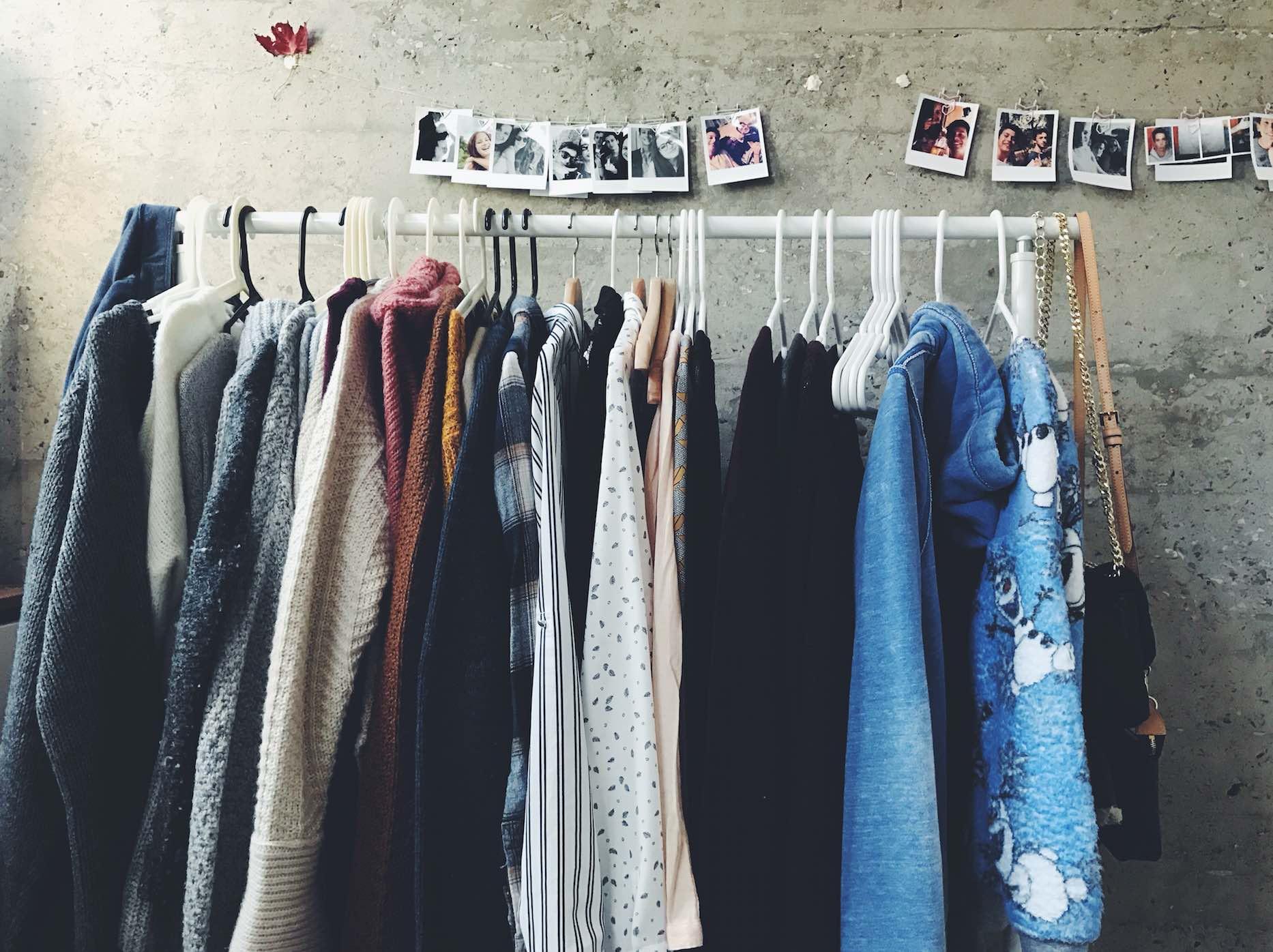 ¿Tus amigas y tú ya intercambian ropa?