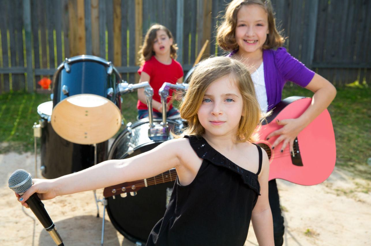 Instrumentos musicales para niños ayudan al desarrollo cerebral