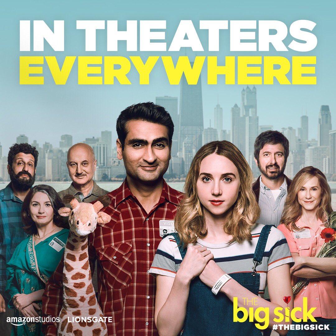 The Big Sick, la comedia romántica que todas estábamos esperando