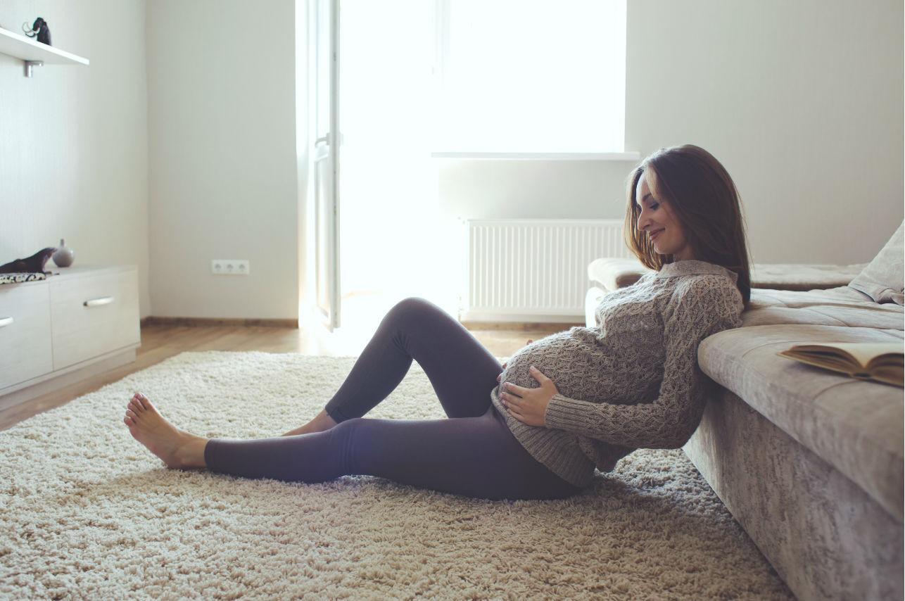 Cuidados del embarazo: Planificar con una buena nutrición
