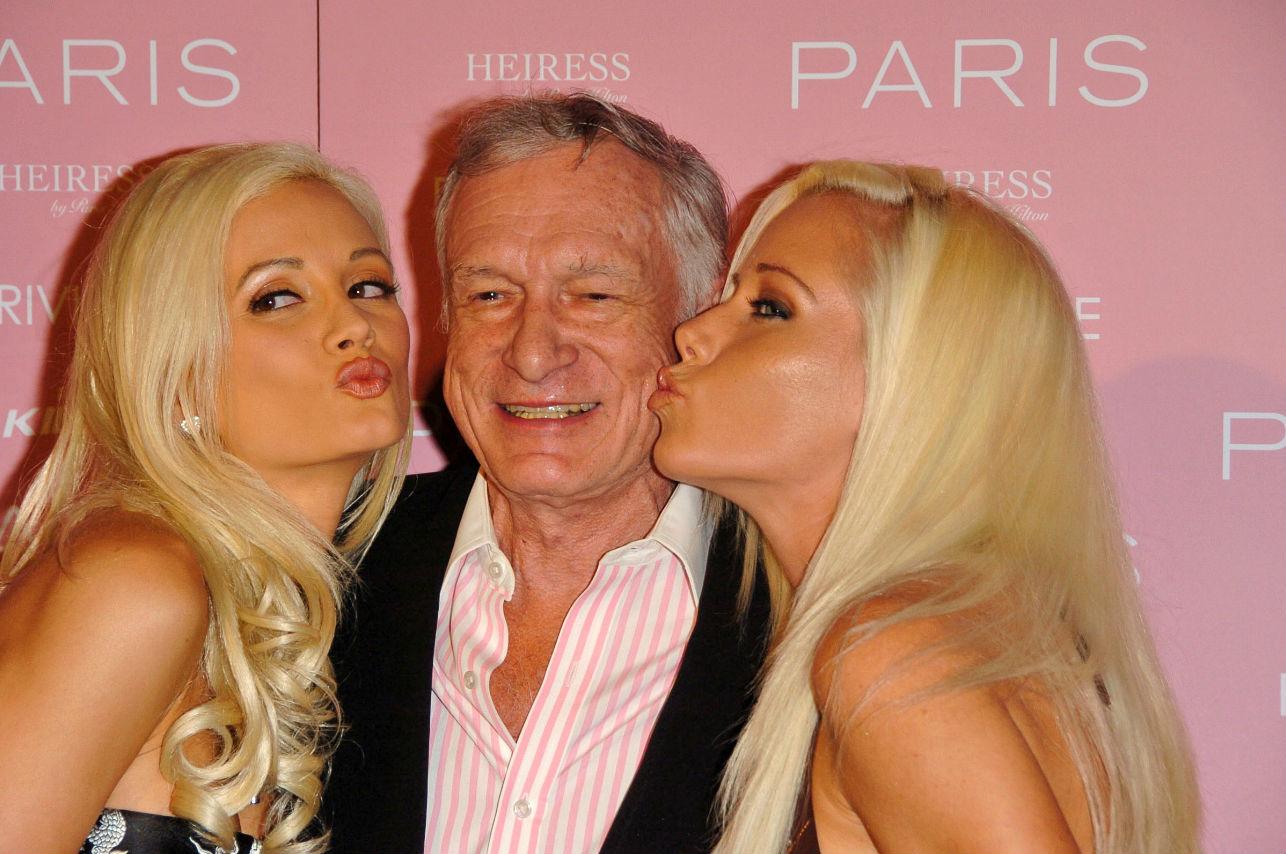 Fallece Hugh Hefner, creador de Playboy
