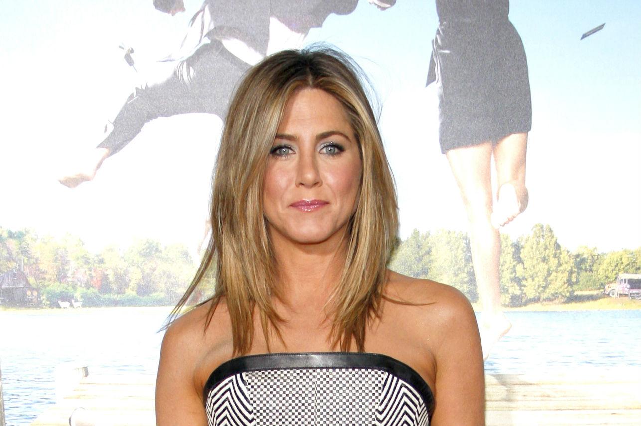 ¡Jennifer Aniston está esperando su primer hijo!