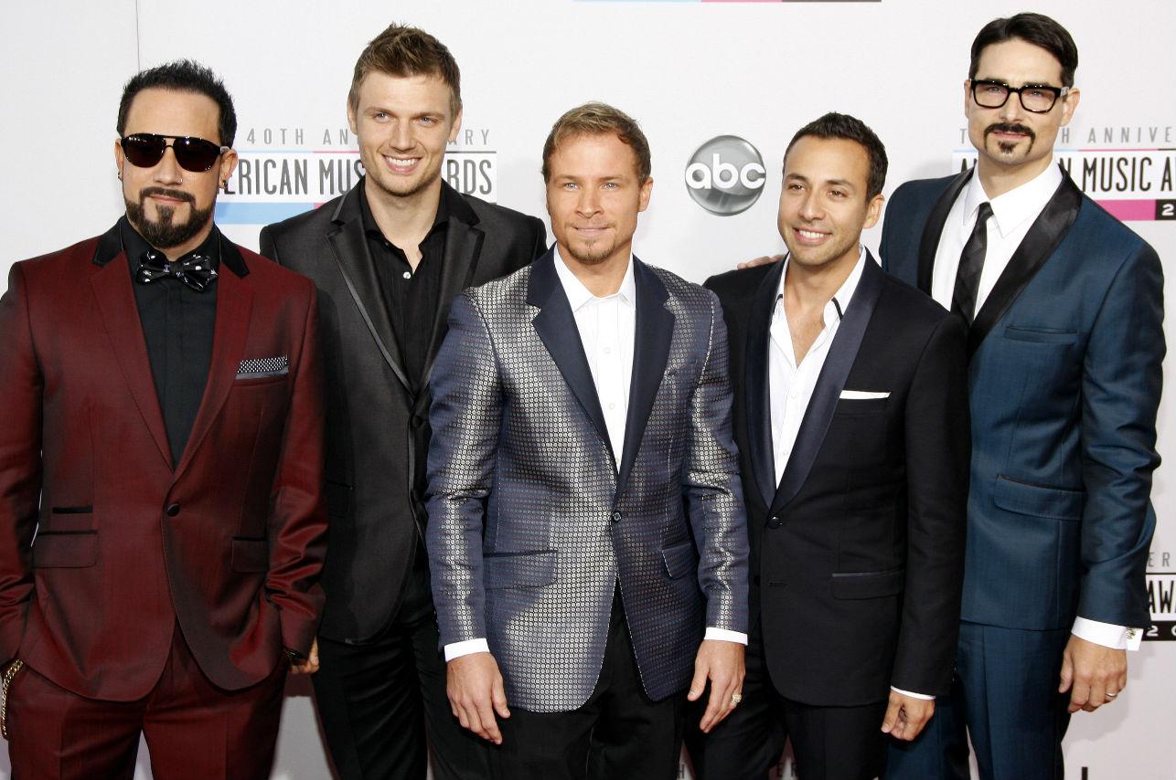 ¡Este integrante de los Backstreet Boys enfrenta una denuncia por violación!
